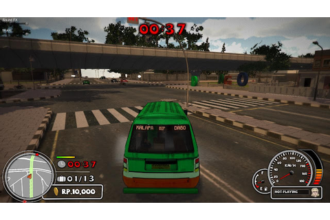 Angkot The Game PC Buatan Indonesia Gratis