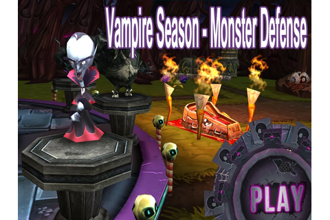 APK ANDROID: DOWNLOAD Vampire Season Monster Defense Hack ...