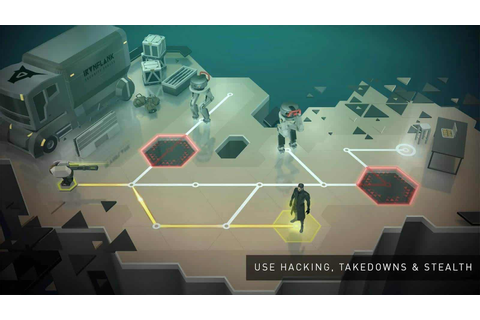 Cyberpunk Meets Puzzle In Newly Released Deus Ex GO ...