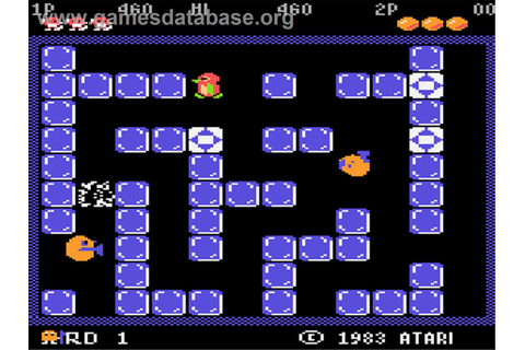 Pengo - Atari 5200 - Games Database