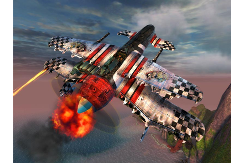 """The Next Level"" Game Review - Crimson Skies: High Road to ..."