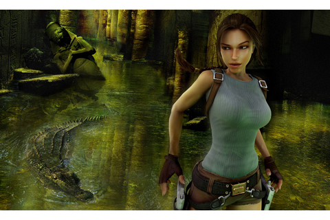 Review: TOMB RAIDER: ANNIVERSARY (2007) | Games Rewired