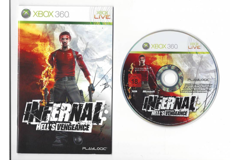 Infernal Hell's Vengeance for Xbox 360 - worldwide ...