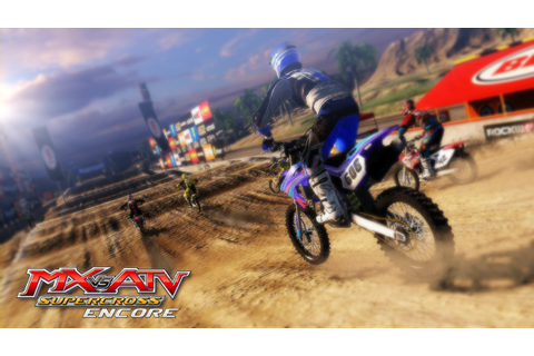 Amazon.com: Mx vs. ATV: Supercross - Xbox 360: Thq Nordic ...