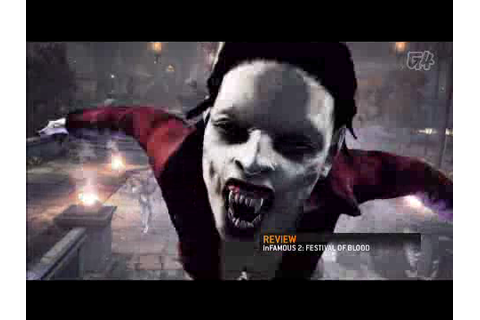 This Ain't No Fright Night - inFAMOUS 2: Festival of Blood ...