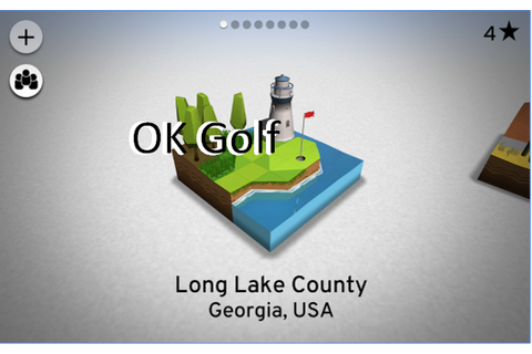 OK Golf MOD APK for Android Free Download