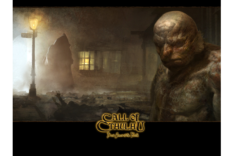 Call of Cthulhu: Dark Corners of the Earth | GamezRoomX