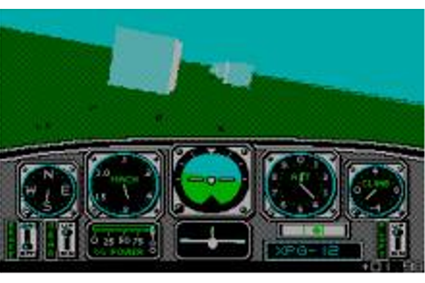 Chuck Yeager's Advanced Flight Trainer Download (1987 ...