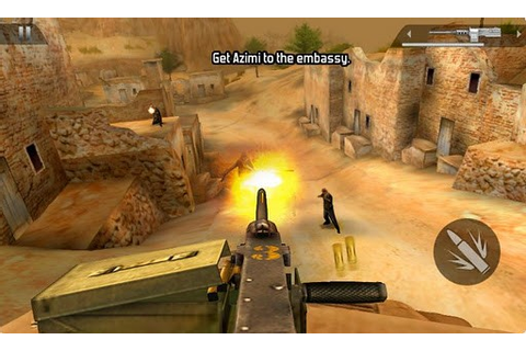 Modern Combat 2: Black Pegasus - Download ios game