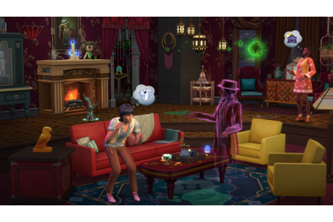 The Sims 4 Launching Paranormal Stuff Pack on January 26 ...