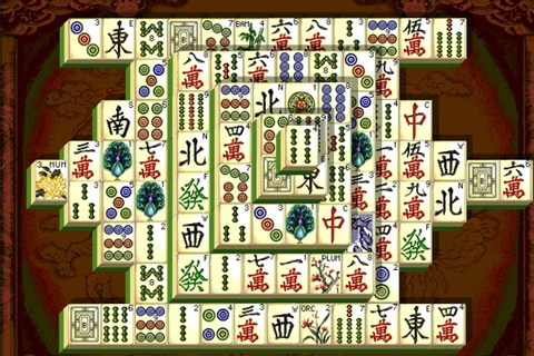 Shanghai Dynasty Game - Mahjong games - Games Loon