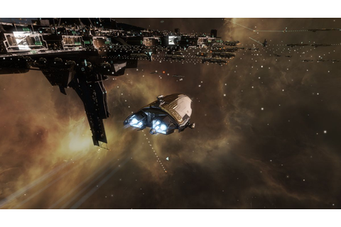 EVE Online review | PC Gamer