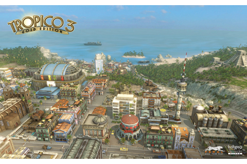 Tropico 3: Gold Edition for Mac | Feral Interactive