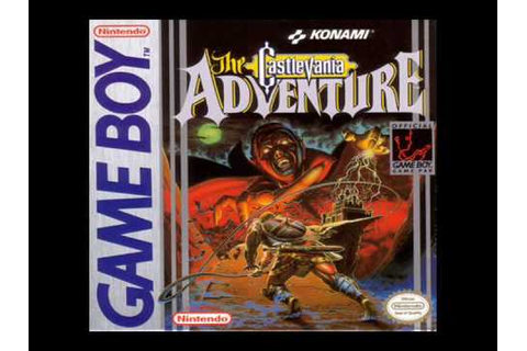 Castlevania The Adventure Soundtrack - YouTube