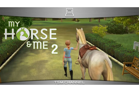 My Horse And Me 2 (part 4) (Horse Game) - YouTube