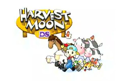 Harvest Moon DS | Nintendo DS | Games | Nintendo
