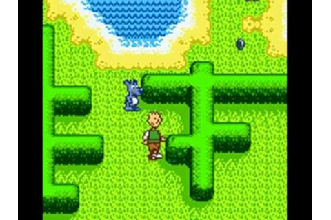 Game Boy Color Longplay [017] Doug's Big Game - YouTube