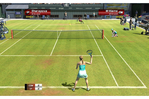Virtua Tennis 3 - screenshots gallery - screenshot 19/84 ...