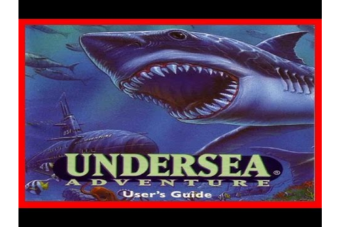 Undersea Adventure 1994 PC - YouTube