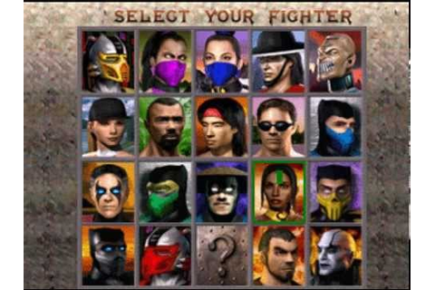 Mortal Kombat Gold remake - YouTube