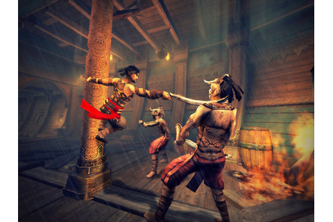 Prince Of Persia Warrior WithIn PC Game Highly Compressed ...