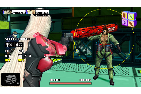 Metal Gear Acid 2 on Qwant Games