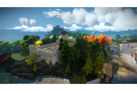 'The Witness' is the modern day 'Myst' you've been waiting ...