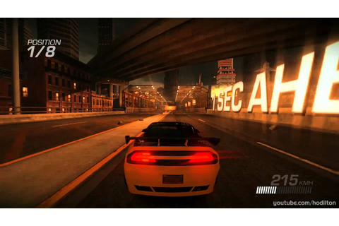 Ridge Racer Unbounded Gameplay HD - YouTube