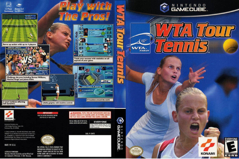 GWTEA4 - WTA Tour Tennis