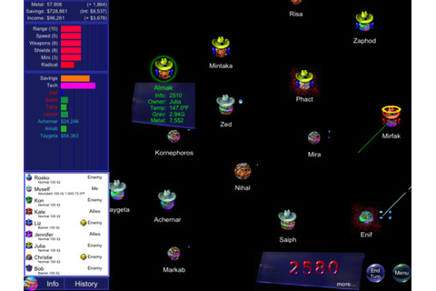 Spaceward Ho! (Ariton) - $4.99 ~ TheAppShack - iPhone ...