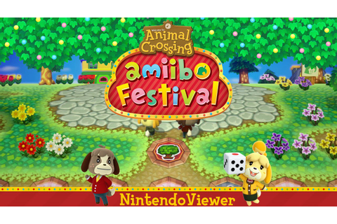 [Gameplay] Animal Crossing: amiibo Festival - Board Game ...