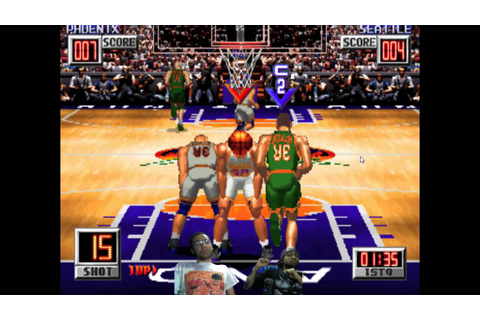 Run and Gun 2: Best Arcade Basketball Game EVER - YouTube