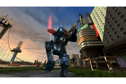 Crackdown 2 Screenshots And Box Art Released, Pre-Order ...