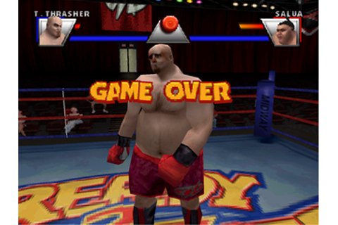 Ready 2 Rumble Boxing Screenshots for PlayStation - MobyGames