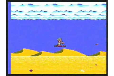 magic carpet 1001-NES- TURBO GAME- FASE 1- - YouTube