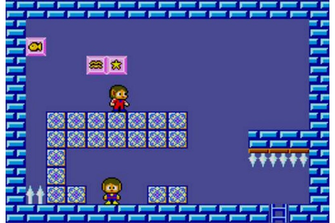 Alex Kidd in Miracle World - Sega Master System trucchi e ...