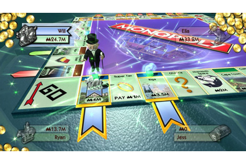 Monopoly Game | PS3 - PlayStation
