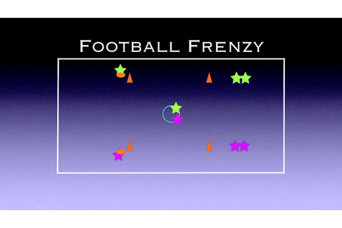 Gym Games - Football Frenzy - YouTube
