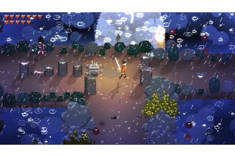 Sci-Fi Action RPG Songbringer Comes to PS4 September 5 ...