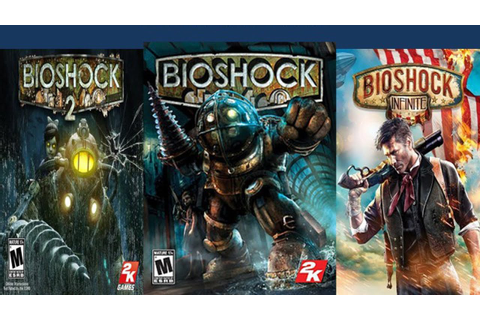 A Bioshock Series Retrospective - YouTube
