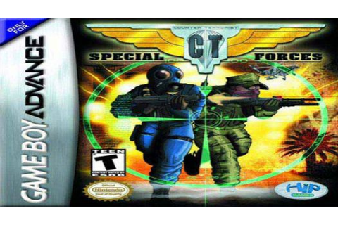 CT Special Forces 2 - Back To Hell ROM Download for GBA ...