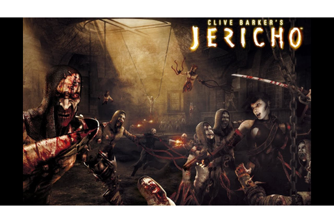 Clive Barker's Jericho. The Movie Game (2006) [Eng ...