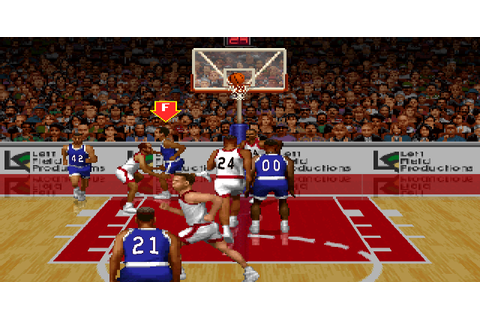 Slam 'N Jam '95 Download Game | GameFabrique