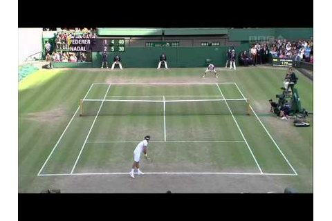 The Best Match Ever In Tennis History (HD) - YouTube