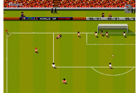 Iconic 1990s Football Game 'Sensible Soccer' To Be Revived ...