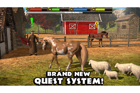 Ultimate Horse Simulator – Applications Android sur Google ...