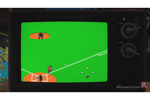 Baseball Stars (NES, 1989) - Video Game Years History ...