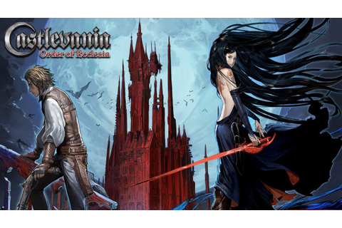 Castlevania: Order of Ecclesia Review for the Nintendo DS ...