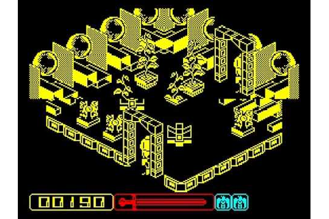 Phantom Club (ZX Spectrum 48/128k) - YouTube