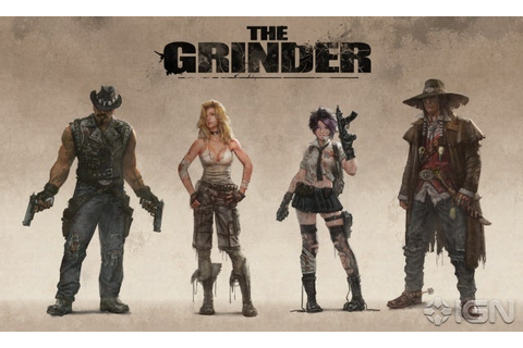 New info on The Grinder - Nintendo Fan Club - GameSpot